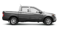 Ssangyong Korando pick up Algérie