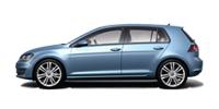 Volkswagen Golf 7 Start DZ 2.0 TDI 110 Ch vendus en Algérie