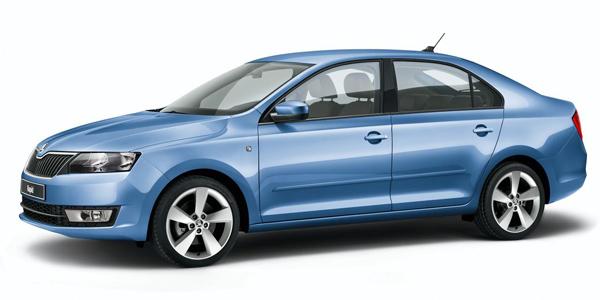 Skoda Rapid Edition10 1.6 MPI 110 Ch vendus en Algérie