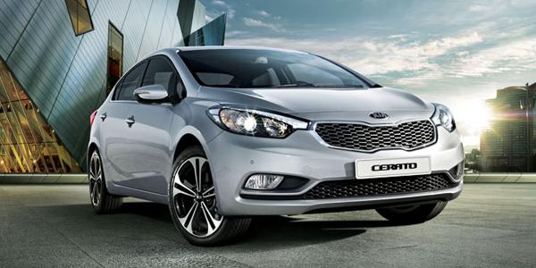 Kia Cerato Premium 1.6 Ess dohc cvvt 130 Ch vendus en Algérie