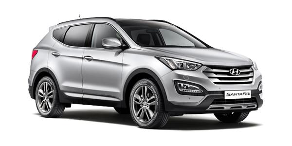 Hyundai New Santa Fe 3 Pack Extreme 2.2 CRDI 197 Ch BVA 4X4 vendus en Algérie