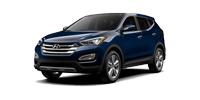 Hyundai New Santa Fe 3 Pack Extreme 2.2 CRDI 197 Ch BVM 4X4 vendus en Algérie