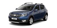 Dacia sandero stepway Extr�me Mib  1.6 Ess 80 Ch vendus en Alg�rie
