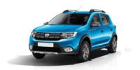 Dacia sandero stepway Mib Extrême 1.6 Ess 80 Ch vendus en Algérie