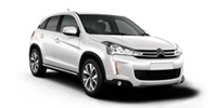 Citroen C4 Aircross EXCLUSIVE 1.8 HDI 140 Ch 4x4