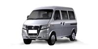 Gonow auto Mini Van 7 places avec Clim vendus en Algérie