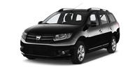 Dacia Nouvelle Logan Mcv LAUREATE 1.6 Ess 80 Ch vendus en Algérie
