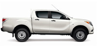Mazda New BT 50  Premium Dc 4X4