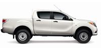 Mazda New BT 50 Dc 4X4 PRO vendus en Algérie
