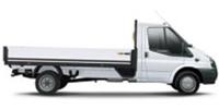 Nouveau Ford Transit 350 S/C Pick-up + AC