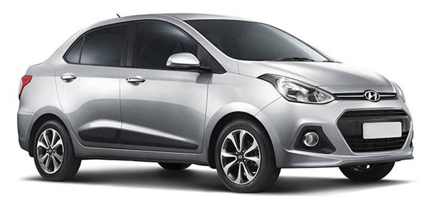 Hyundai Grand I10 Sedan DZ 1.2 Ess 87 Ch BVA vendus en Algérie