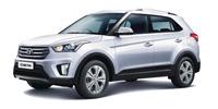 Hyundai Creta DZ 1.6 Crdi 128 Ch 4X2 BVM vendus en Algérie