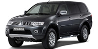 Mitsubishi Pajero High Power Sport 2.5 DI-D 178 Ch BVA 7 places