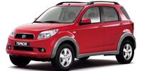 Daihatsu Terios 2 LNG02 1.4 Ess 105 Ch