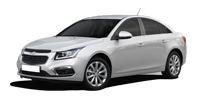 Chevrolet Cruze 4 portes Algérie