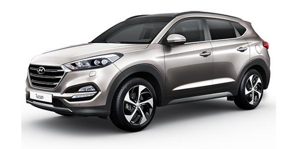 Hyundai Tucson III GL DZ 2.0 CRDI 177 Ch BVA 4x2 vendus en Algérie