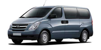 Hyundai H-1 6 Places+ Clim