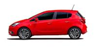 Opel Nouvelle Corsa Enjoy 1.2 Ess 70 Ch