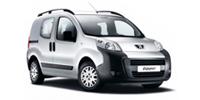 Peugeot Bipper Tepee 1.4 HDI 70 Ch vendus en Algérie