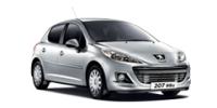 Devis Location Peugeot 207  en Algérie