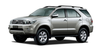 Toyota New Fortuner KD-P2 3.0 D-4D 163 Ch