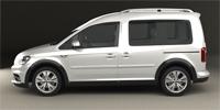 Volkswagen Caddy Conceptline 1.6 TDI 102 Ch vendus en Algérie