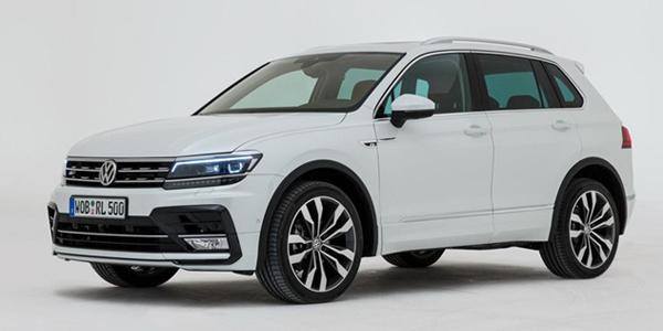 Volkswagen Tiguan Comfortline 2.0 TDI 143ch 4x4 DSG7 vendus en Algérie