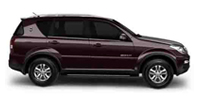 Ssangyong Rexton 5AT 4X4