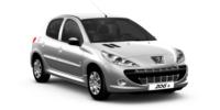 Devis Location Peugeot 206 Plus en Algérie