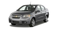 Chevrolet Aveo Exclusive 1.5 Ess 85 Ch 4 Portes sans Toit