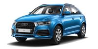 Audi Q3 Front 2.0 TDI 140 Ch