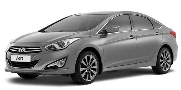 Hyundai I40 Sedan Extreme 1.7 CRDI 136 Ch vendus en Algérie